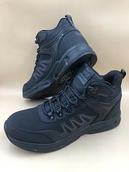 "Зимние мужские ботинки ""YIKE WATERPROOF"" - мех"
