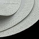 Сервировочный коврик  37,5 см, Серебристый, фото 4
