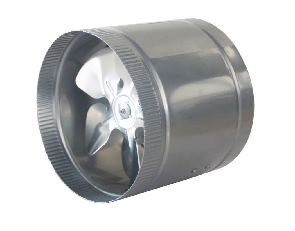 Осьовий канальний вентилятор Турбовент WB-V 250