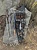 """Набор шампуров """"Охотник"""" Gorillas BBQ в чехле из брезента, фото 3"""