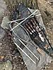 """Набор шампуров """"Охотник"""" Gorillas BBQ в чехле из брезента, фото 4"""