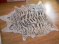 Шкура тигра, бежевая