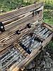 """Набор шампуров """"Рыцарь"""" Gorillas BBQ в деревянной коробке, фото 2"""