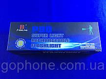 Мощный и яркий ручной фонарь BL-L6-P90 (3 режима работы), фото 3