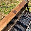 """Набор шампуров """"Лось"""" Gorillas BBQ в деревянной коробке, фото 4"""
