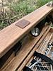 """Набор шампуров """"Пантера"""" Gorillas BBQ в деревянной коробке, фото 4"""
