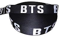"Лента с логотипом ""BTS"" 40 мм"