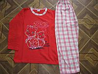 Детская пижама на байке для девочки   7-8 лет Турция