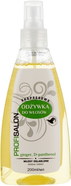 Спрей для ослабленных волос Profi Salon Hair Spray 200 мл