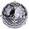 Диско шар YX-024-M4/XC-01 Bluetooth, пульт ДУ, флешка, фото 4