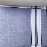 Постельное белья Двуспальное с простыню на резинке 160х200+20см | Комплект постельного белья Фланель на резине, фото 4