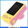 Детский цифровой фотоаппарат Smart Kids Camera V7 Розовый | Детская цифровая камера, фото 4