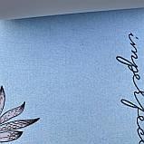 Постельное белья Двуспальное с простыню на резинке 160х200+20см   Комплект постельного белья Фланель на резине, фото 2