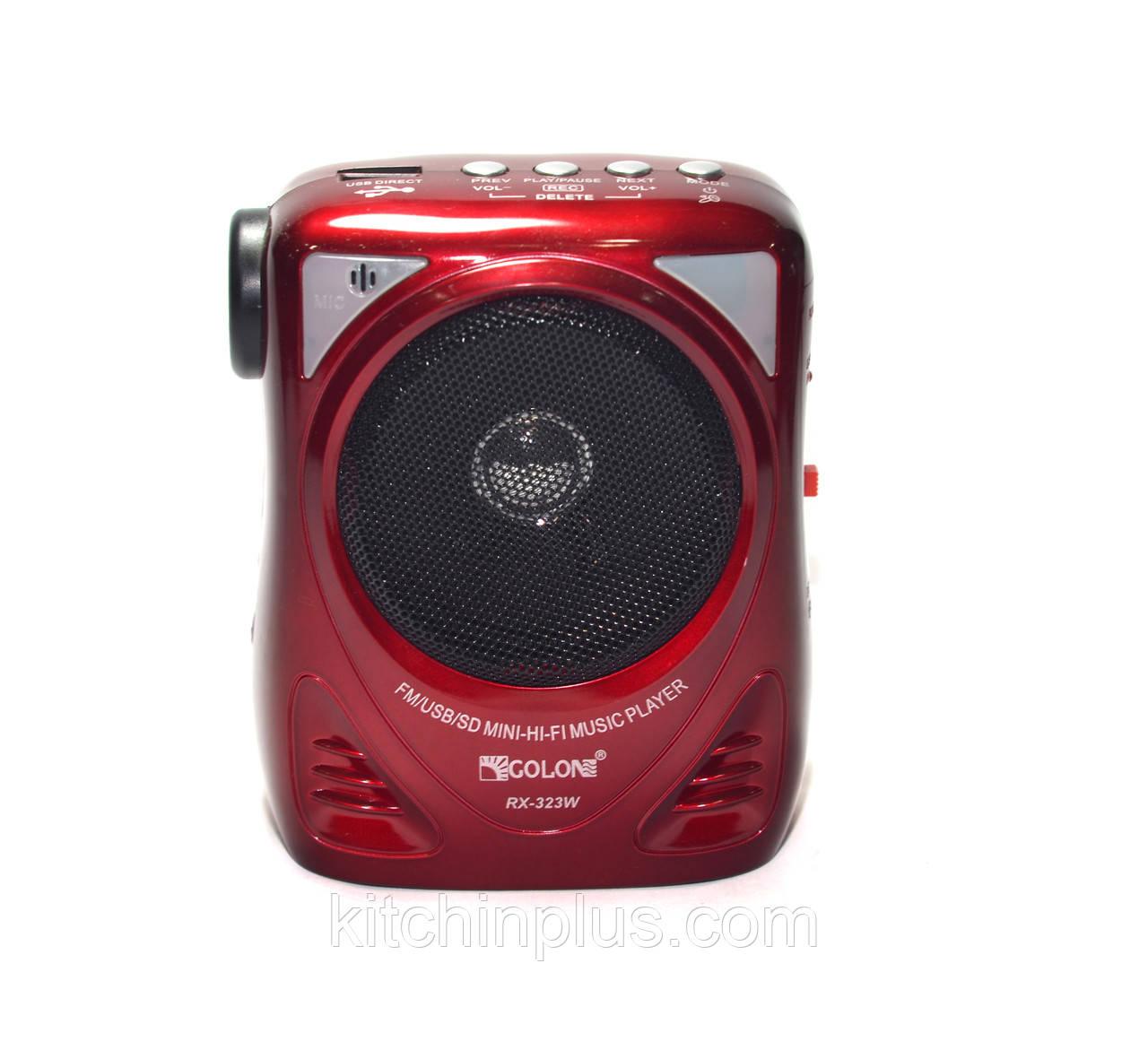Радіоприймач Golon RX-323W