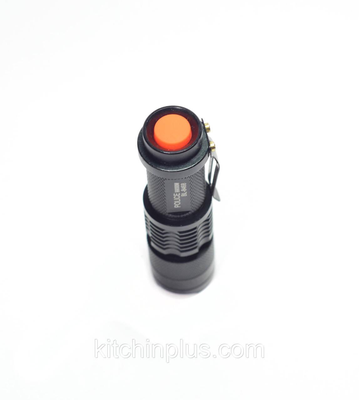 Тактический фонарик Bailong Police BL-8468-XPE