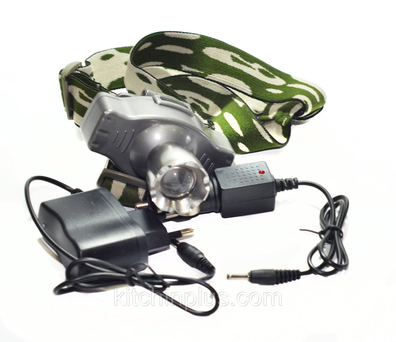 Налобний ліхтар Bailong Police BL-HZ-008 6000W