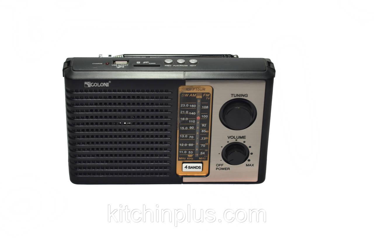 Радіоприймач Golon RX-F10UR