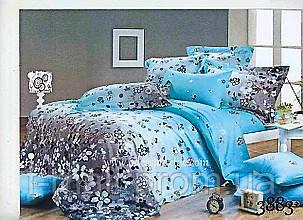 Комплект постельного белья ELWAY (Польша) Сатин семейный (3883)
