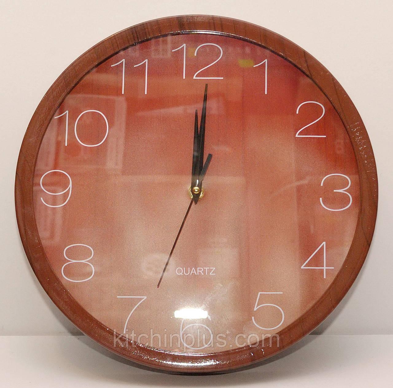 Часы настенные круглые 22 см