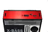 Радіоприймач з ліхтариком NS-1327U NNS, фото 2