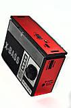 Радіоприймач з ліхтариком NS-1327U NNS, фото 3