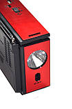Радіоприймач з ліхтариком NS-1327U NNS, фото 4