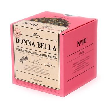 Фиточай Donna Bella Чайный напиток для укрепления женского здоровья