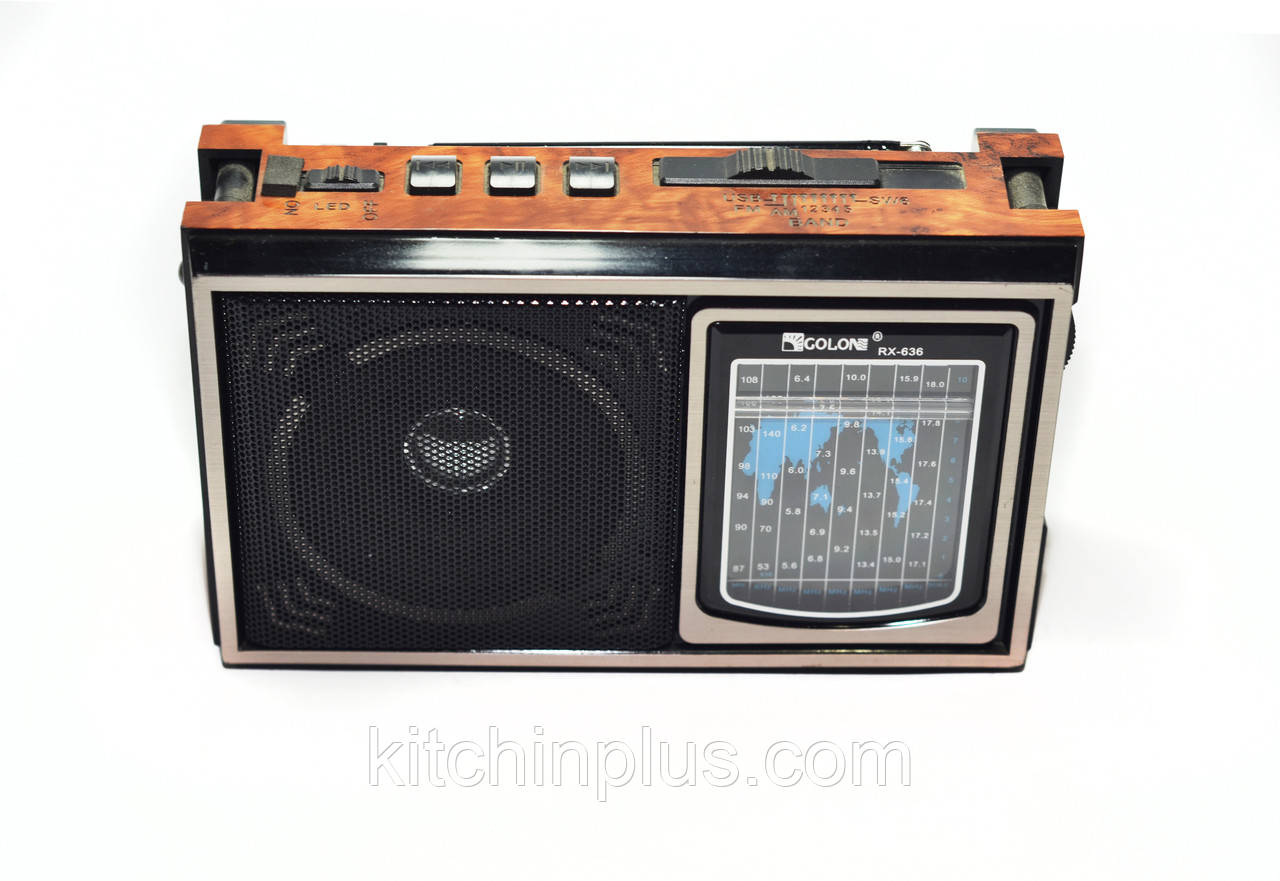 Радиоприемник RX-636 Golon