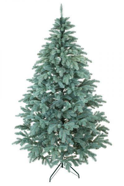 Искусственная Коваливская ель 1,8 м голубая премиум