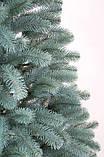 Искусственная Президентская ель 2,5 м голубая премиум, фото 3