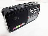 Радіоприймач Golon RX-7601 BT, фото 3