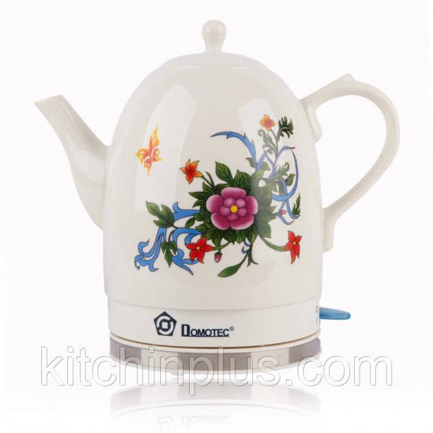 Чайник керамический Domotec MS-5055