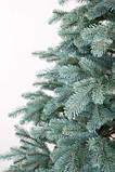 Искусственнная Коваливская ель 2,1 м голубая премиум, фото 3