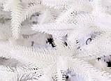 Искусственная Ель Буковельская 2,5 м белая премиум, фото 2