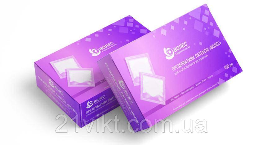 Презервативы для УЗИ Волес