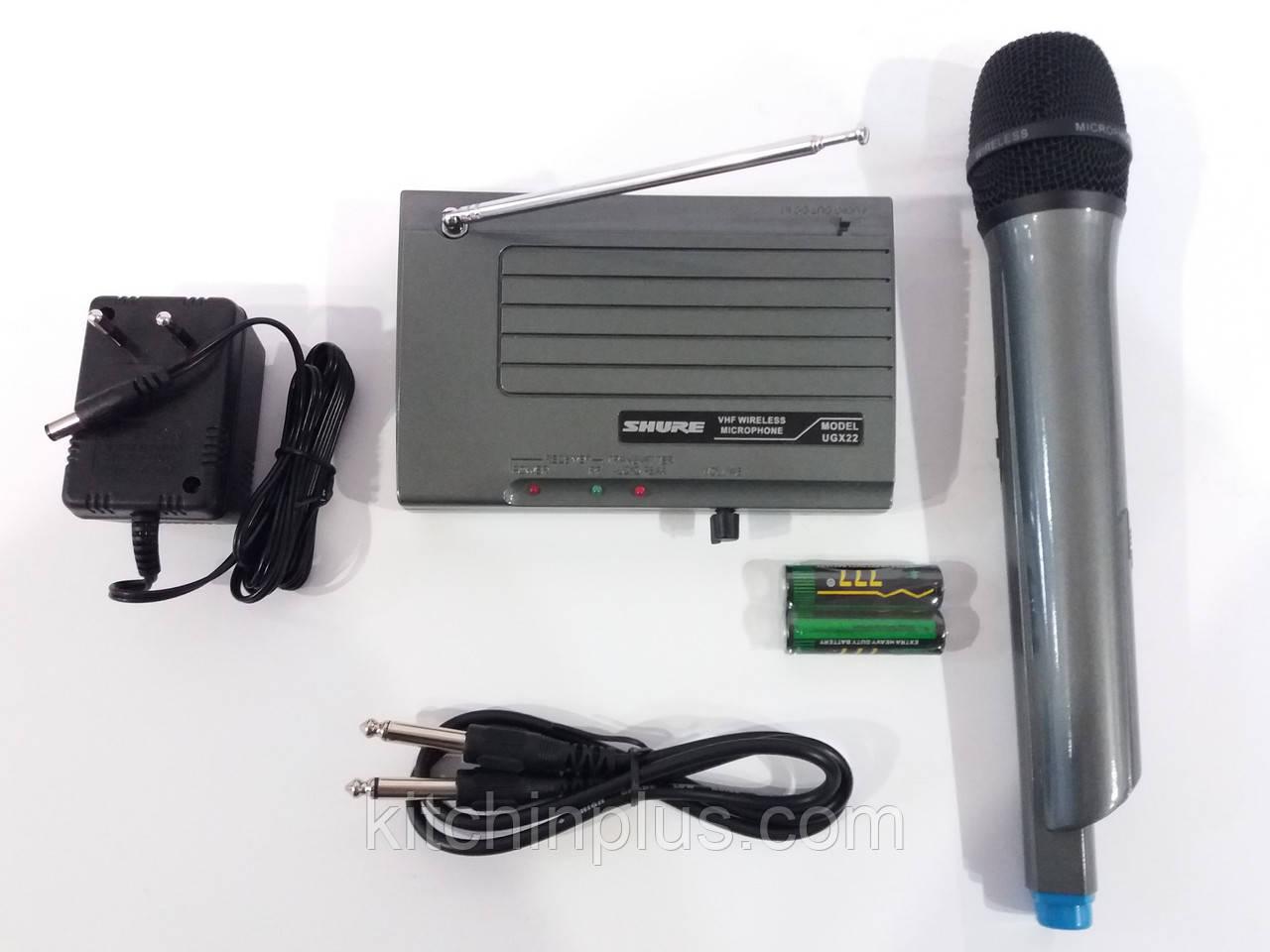 Радиомикрофон SHURE  UGX 22