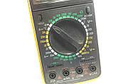 Мультиметр DT-9208A, фото 2
