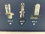 Ксеноновые лампы HID XENON LIGHT H4 4-3 4300K, фото 2