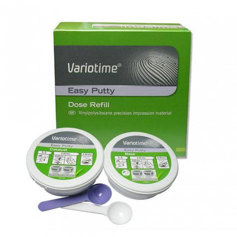 Variotime Easy Putty  (2x300 мл), фото 2