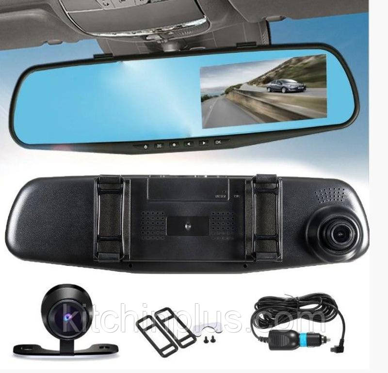 Автомобильный видеорегистратор DVR L502