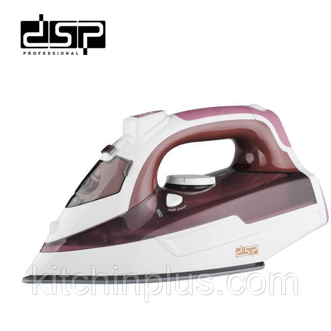Утюг электрический  DSP Steam Iron Cermic Soleplate KD1003
