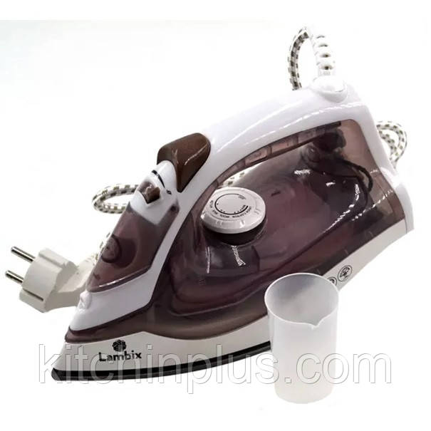 Утюг электрический  Lambix Steam Iron LB1903