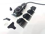 Машинка-триммер для стрижки волос  IGEMEI GM817, фото 2