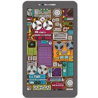 Планшет EvroMedia PLAY PAD 3G 2Goo Dual Sim серый, 1/16 16 Гб | Планшет сірий