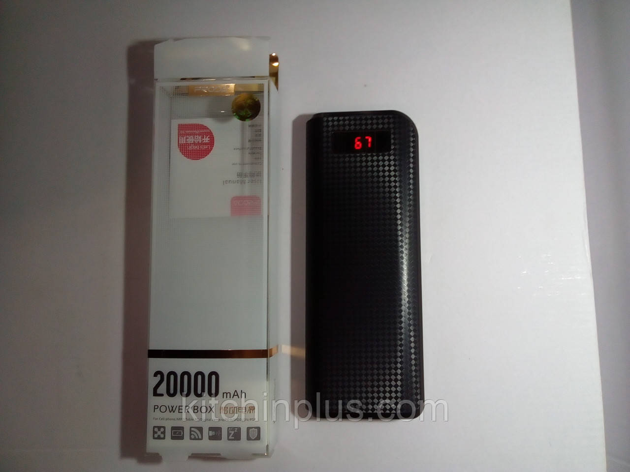 Power Bank Proda (20000 mAh) RE-6