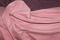 Ткань джерси , цвет пудра , стрейч, теплая. плотная (плотность 280 гр/см), фото 1