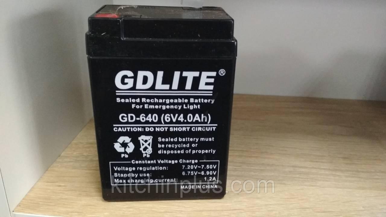 Аккумулятор для весов 6V4.5A