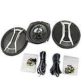Автомобильная акустика, колонки  SP-6925 (600W) 4х полосные, фото 3