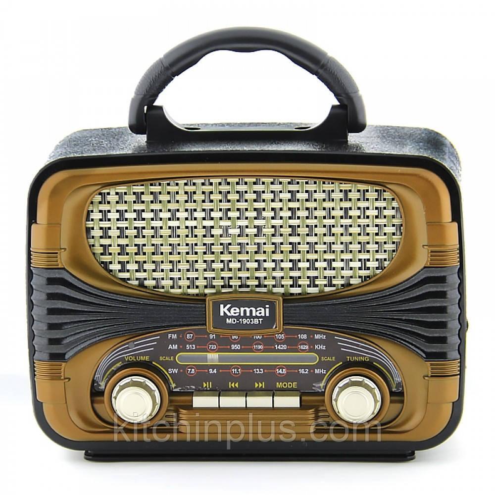 Радиоприемник Kemai MD-1903BT