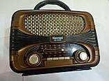 Радиоприемник Kemai MD-1903BT, фото 2